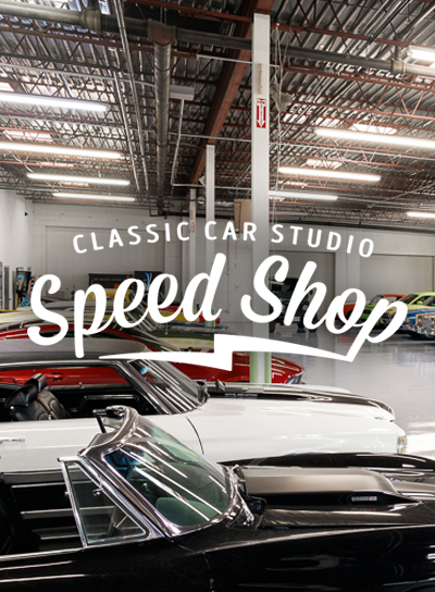 Classic Car Studio Case Study